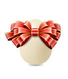 Chicken egg  for Easter. Royalty Free Stock Photos