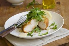 Chicken escalopes Royalty Free Stock Photos