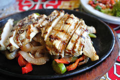 Chicken Fajita royalty free stock images