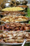 Chicken Feast royalty free stock photos