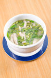 Chicken Feet soup. Stock Images