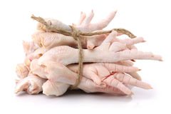 Chicken feet Royalty Free Stock Images