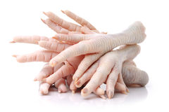 Chicken feet Royalty Free Stock Photography