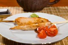 Chicken fillet Stock Images