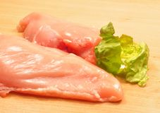Chicken Fillets Royalty Free Stock Images