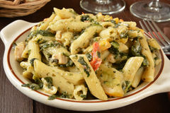 Chicken Florentine Royalty Free Stock Images