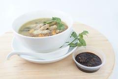 Chicken foot soup Stock Photos