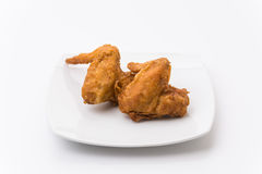 Chicken fried Stock Images