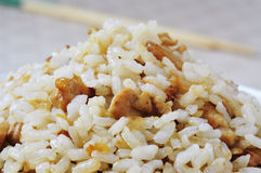 Chicken fried rice Royalty Free Stock Photos
