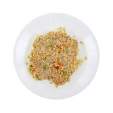 Chicken Fried Rice Frozen Stock Image