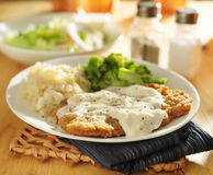 Free Chicken Fried Steak Stock Images - 43366194