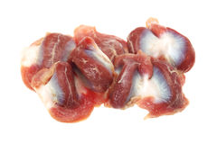 Chicken gizzards Royalty Free Stock Photography