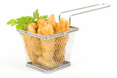 Chicken Goujons Royalty Free Stock Image