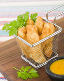 Chicken Goujons Royalty Free Stock Images