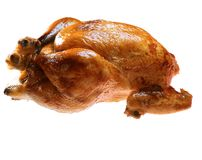 Chicken grill. Stock Images