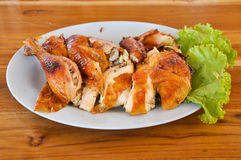 Chicken grill Royalty Free Stock Photos
