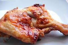 Chicken Grill Stock Photography