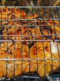 Chicken grill Stock Image