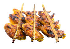 Chicken Grilled. Chicken Grilled thai food style Royalty Free Stock Photo