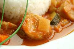 Chicken Gumbo Royalty Free Stock Images