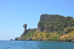 Chicken Island. Known also as Kho Kai, Andamann Sea, Thailand Stock Images