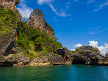 Chicken island in Krabi Stock Photos