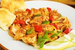 Chicken Jalfrezi Stock Image