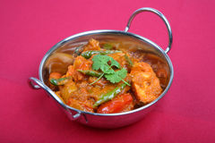 Chicken Jalfrezi Stock Photos