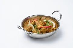 Chicken Kadai Stock Photos
