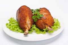 Chicken Kiev on a bone Royalty Free Stock Photos