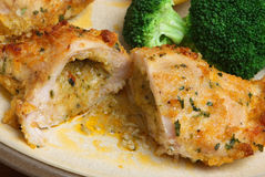 Chicken Kiev Stock Photo