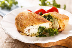 Chicken Kiev Stock Image