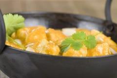 Chicken Korma Stock Image