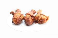 Chicken leg fried Royalty Free Stock Photos