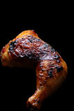 Chicken leg piri piri marinade Royalty Free Stock Image
