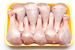 Chicken legs Royalty Free Stock Images