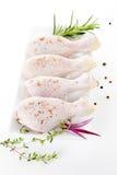 Chicken legs. Royalty Free Stock Photo