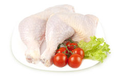 Chicken legs Stock Photo
