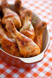 Chicken legs Stock Photos