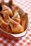Chicken legs Stock Photos