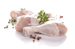 Chicken legs Royalty Free Stock Photos