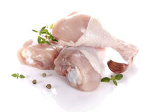 Chicken legs Stock Photography