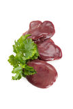 Chicken Liver Stock Photos