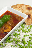 Chicken Madras curry Stock Images