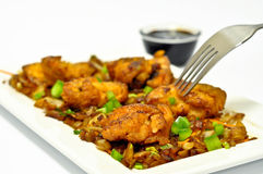 Chicken Manchurian Royalty Free Stock Image