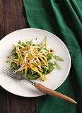 Chicken and mango salad Stock Images