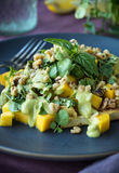 Chicken Mango Salad Stock Photos