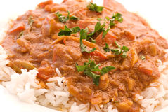 Chicken Masala Stock Image