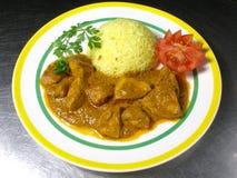 Chicken masala Stock Photos