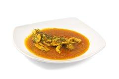 Chicken massaman curry Stock Images